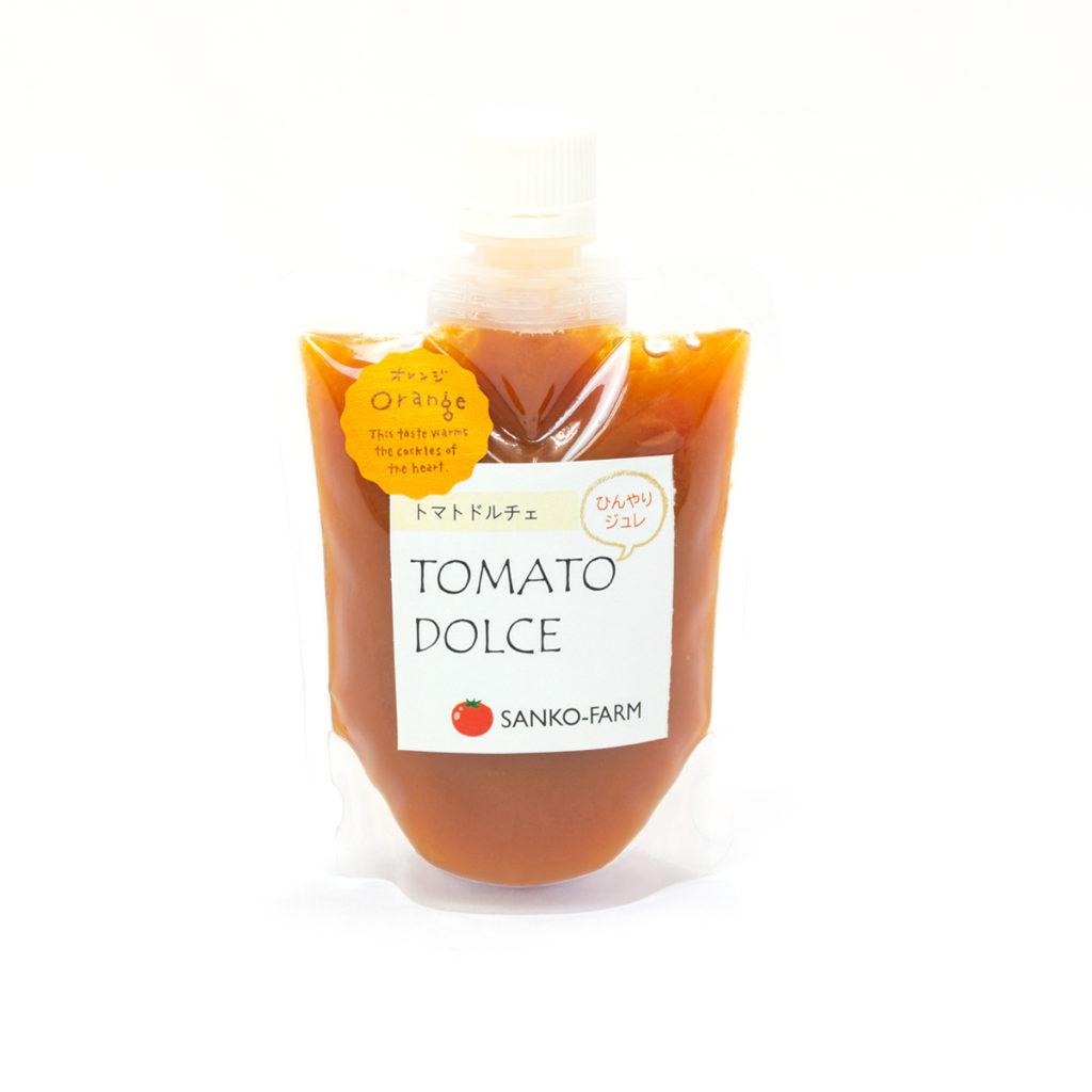 トマトドルチェ 175g オレンジ風味
