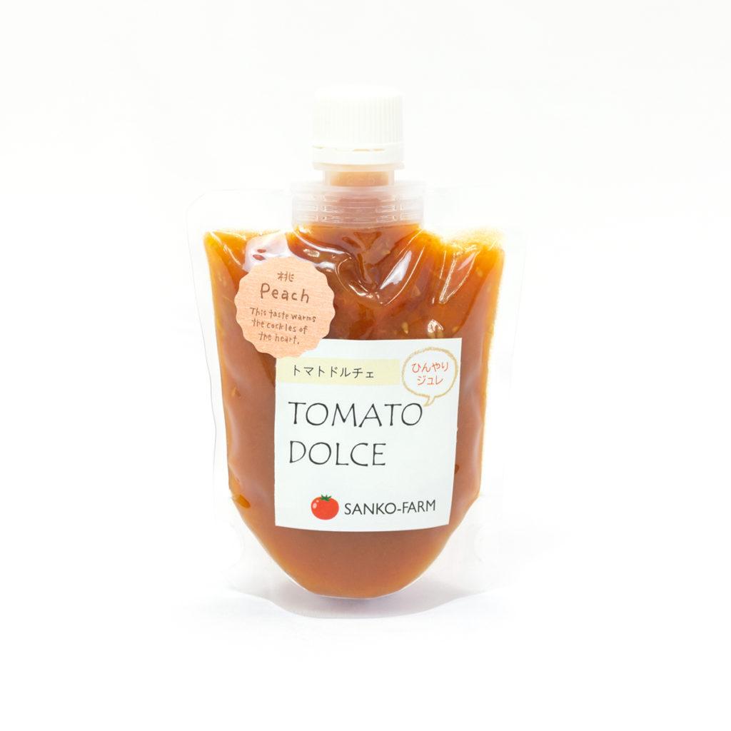 トマトドルチェ 175g ピーチ風味