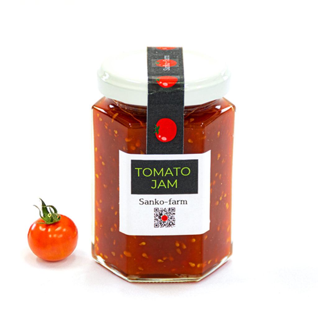 トマトジャム 175g